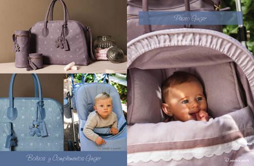 Pasito a Pasito nueva coleccion moda bebes OI 2013-fundas paseo Ginger