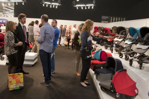 Puericultura Madrid edición Showrooms 2012