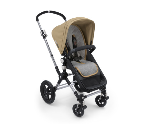 Bugaboo Wool Collection colchoneta integral de lana Bugaboo