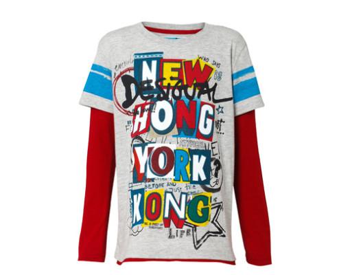 Desigual Kids camisetas de inspiracion comic superheroes 2