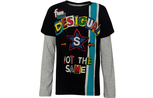 Desigual Kids camisetas de inspiracion comic superheroes 3
