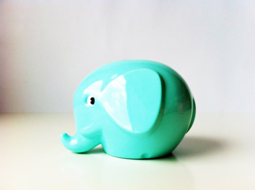 Elefante hucha Ideal Elephant regalos originales