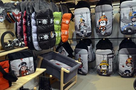 Fuli & C Puericultura Madrid sacos de paseo y bolsos maternales divertidos_Blogmodabebe