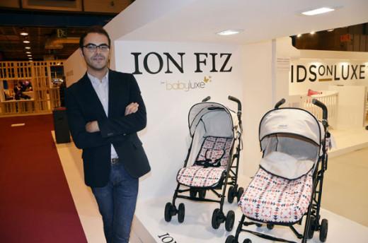 Ion Fiz entrevista en Puericultura Madrid 2013-Blogmodabebe 2