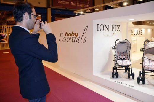 Ion Fiz entrevista en Puericultura Madrid 2013-Blogmodabebe