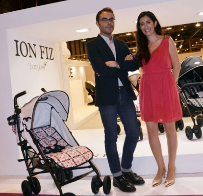 Ion Fiz entrevista en Puericultura Madrid 2013-Maria Jose Cayuela-Blogmodabebe 2