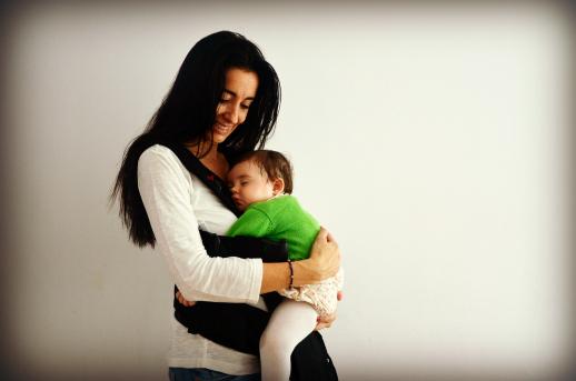 Mochila Porta Bebé One BabyBjorn Blogmodabebe 5