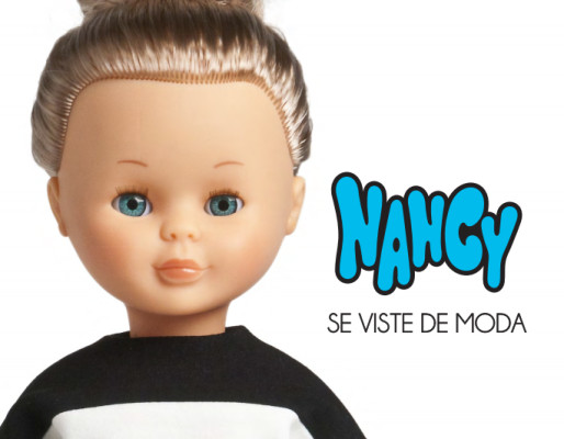 Nancy se viste de moda