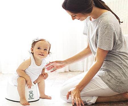 Orinal Smart Babybjörn para bebés