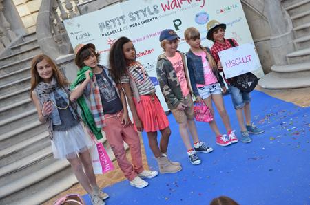 Petit Style Walking 2013_Pasarela de moda infantil Barcelona_Biscuit_Blogmodabebe