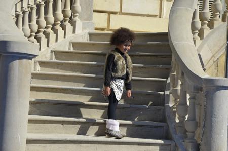Petit Style Walking  Andrea Morelli zapatos infantiles
