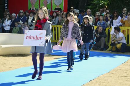 Petit Style Walking Condor moda infantil coleccion Versailles