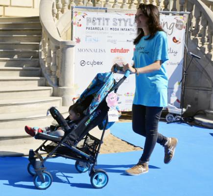 Petit Style Walking Cybex by Jeremy Scott pasarela de moda infantil sillas de paseo 3