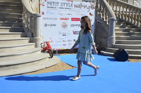Petit Style Walking  Elisa Menuts moda infantil