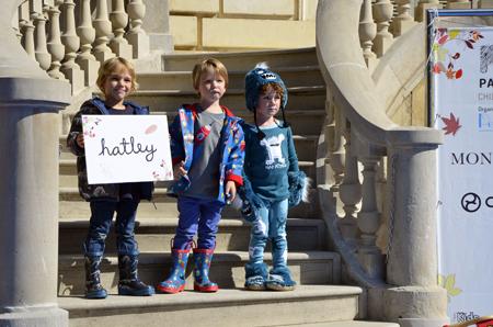 Petit Style Walking Hatley moda infantil 2