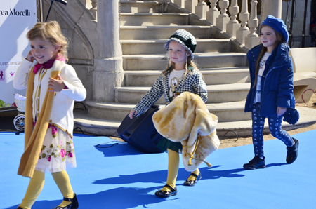 Petit Style Walking Monnalisa Barcelona moda infantil