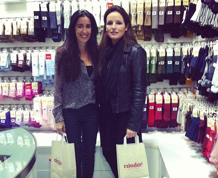 Petit Style Walking comprando con Carolina de La Casita de Martina en la tienda de Condor