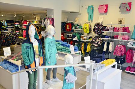 Petit Style Walking la coleccion de Name it en la tienda La Rodona de Barcelona