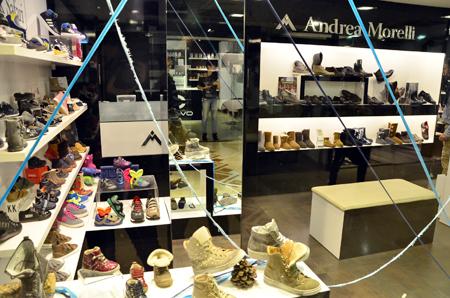 Petit Style Walking la tienda de Andrea Morelli en Barcelona