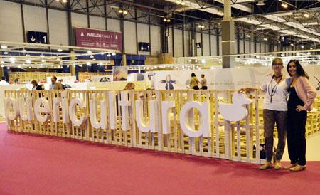 Puericultura Madrid 2013 con Compritasparalospeques