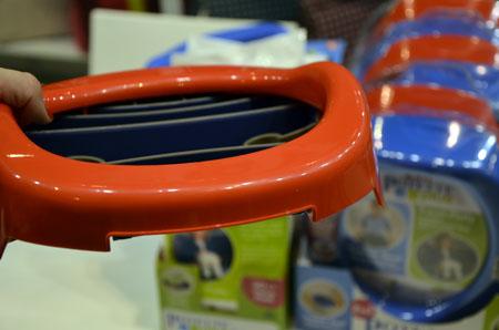 Puericultura Madrid-Orinal portatil para bebés-Pottete Plus-Blogmodabebe