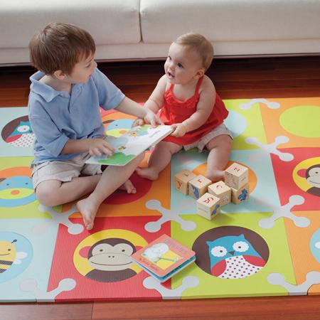 Alfombras de juegos para ni os de skiphop - Alfombras infantiles para jugar ...