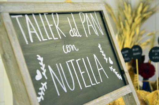 Taller para blogueras de Nutella-aprendemos a hacer pan-Blogmodabebe0