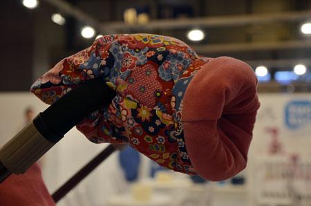 Tuc Tuc nueva colección Kimono_Puericultura Madrid_Blogmodabebe manoplas cochecito