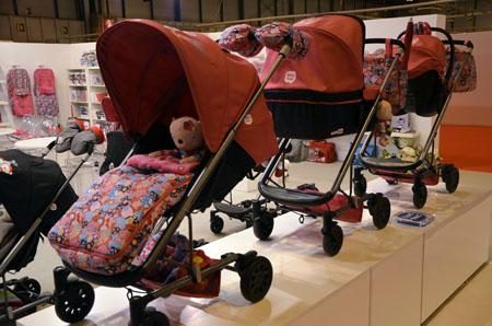 Tuc Tuc nueva colección Kimono_Puericultura Madrid_sillas de paseo