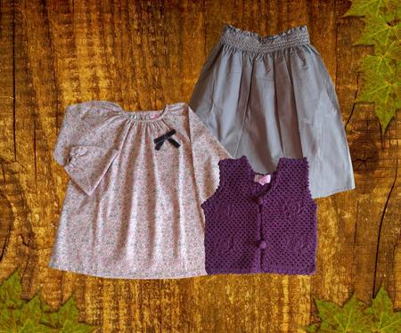 moda infantil Ohsoleil otono invierno 2013 Blogmodabebe 2