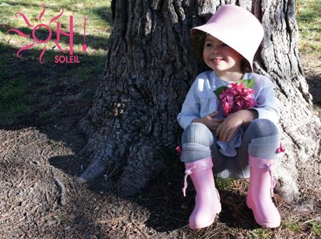 moda infantil Ohsoleil otono invierno 2013 Blogmodabebe