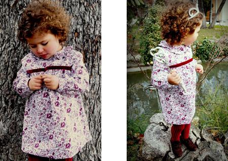 moda infantil Ohsoleil otono invierno 2013