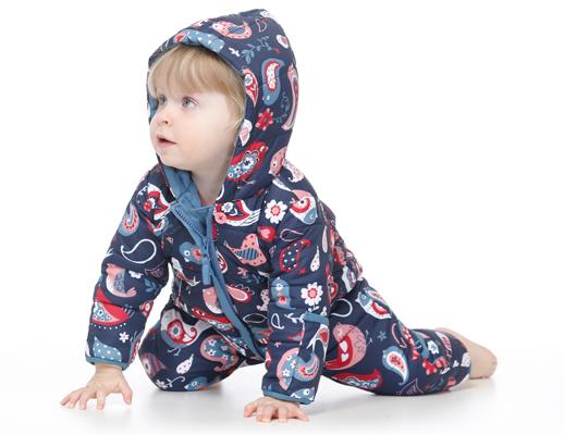 Hatley mono impermeable para bebes