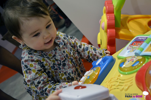 Juguetes Fisher Price evento mamas blogueras-Blogmodabebe 2