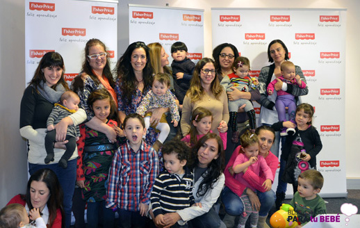 Juguetes Fisher Price evento mamas blogueras-Blogmodabebe3