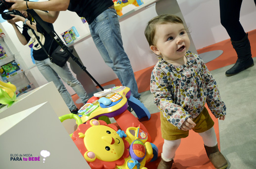 Juguetes Fisher Price evento mamas blogueras-Blogmodabebe4