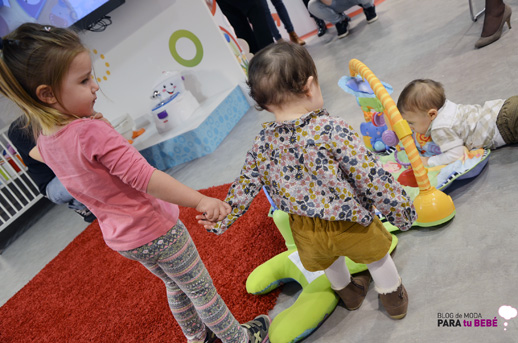 Juguetes Fisher Price evento mamas blogueras-Blogmodabebe6