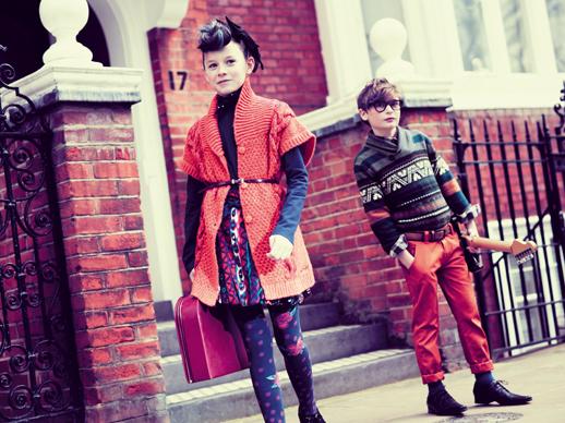 Moda infantil Catimini invierno 2013 2014 Blogmodabebe 8
