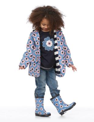 Moda infantil Hatley cubasquero paraguas y botas a juego_Blogmodabebe6