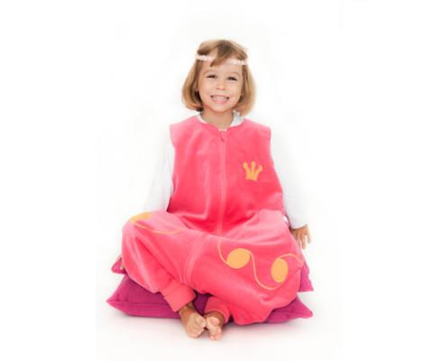 Pijamas divertidos para niños Saco pinguino de Princesa