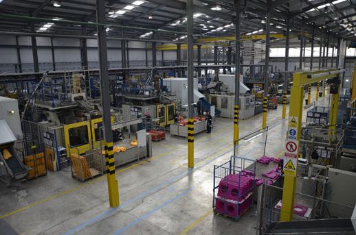 Visita a la fábrica de Famosa-Blogmodabebe 4