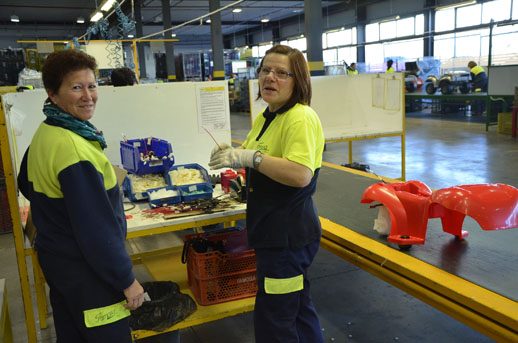 Visita a la fábrica de Famosa-Blogmodabebe 6