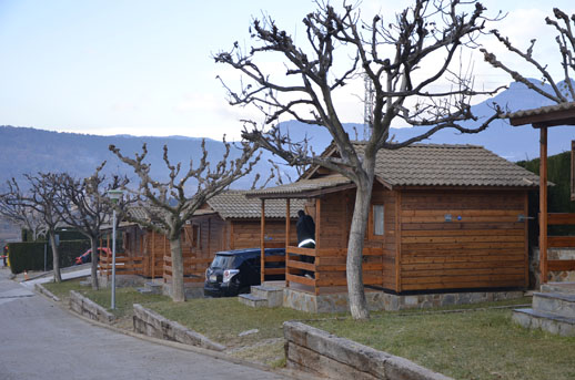 Bungalows del Berga Resort
