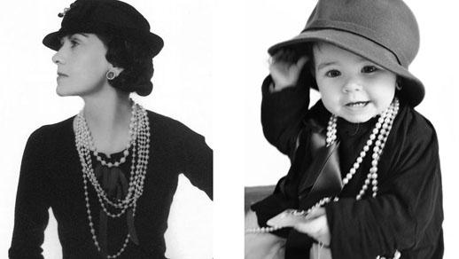 Coco Chanel y Valentina