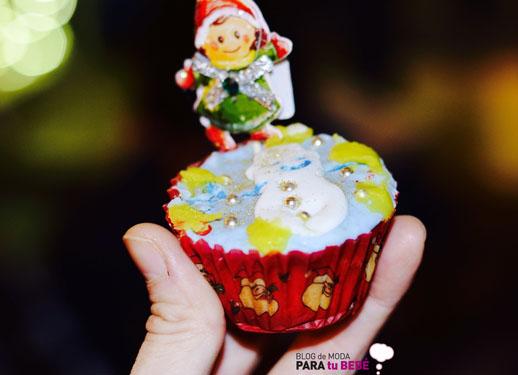 Cupcakes taller de Tallerets at home_Blogmodabebe