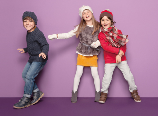Dpam Moda infantil gorros y bufandas Navidad