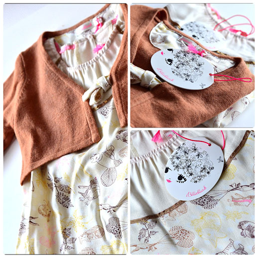 Moda infantil Billieblush sorteo Blogmodabebe 2