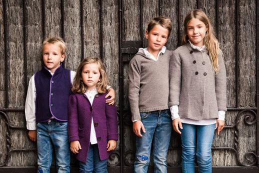 Moda infantil Les Amis d'Olivia-Blogmodabebe 2