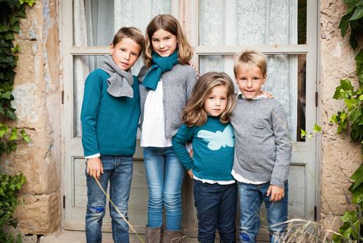 Moda infantil Les Amis d'Olivia-Blogmodabebe 4