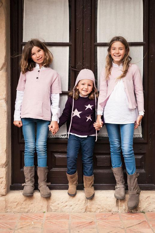 Moda infantil Les Amis d'Olivia-Blogmodabebe 5